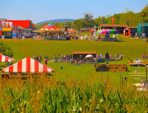 Welcome to the Great Pumpkin Festival at Heaven Hill Farm!