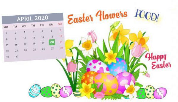 Easter Egg Hunt at Heaven Hill Farm